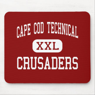 Cape Cod Technical - Crusaders - High - Harwich Mouse Mats