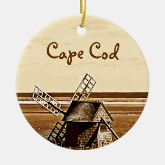 Cape Cod Windmill Ornament