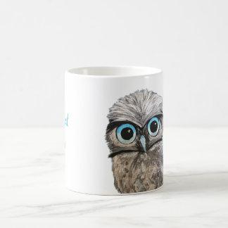 Cape Coral Burrowing Owl Coffee Mug