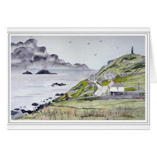 Cape Cornwall Card