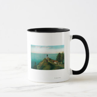 Cape Disappointmen Light House Mug