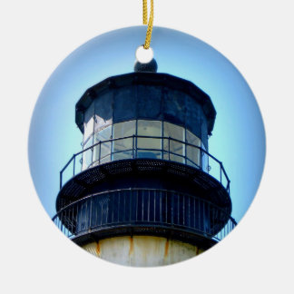 Cape Disappointment Lighthouse Christmas Ornament