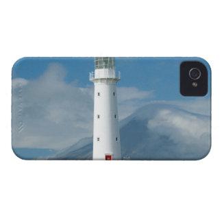 Cape Egmont Lighthouse and Mt Taranaki/Mt iPhone 4 Case-Mate Case