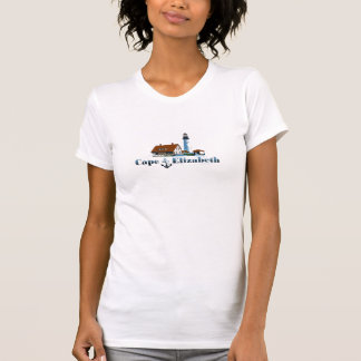 Cape Elizabeth. T-Shirt