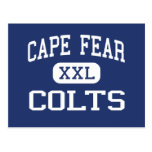 Cape Fear Colts Middle Rocky Point Post Cards