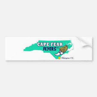 Cape Fear Flyers Jr XC/Track and Field Bumper Sticker