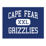 Cape Fear Grizzlies Middle Rocky Point Post Card