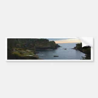Cape Flattery Olympic Peninsula - Washington Bumper Sticker