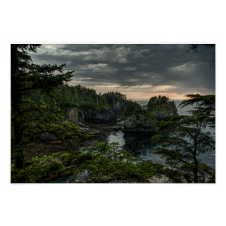 Cape Flattery, Washington State Poster