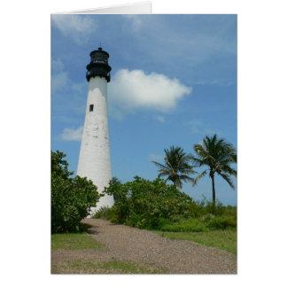 Cape Florida Card