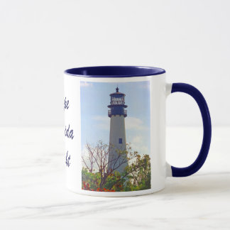 CAPE FLORIDA LIGHT MUG