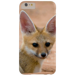 Cape Fox (Vulpes Chama) Pup Peers Inquisitively Barely There iPhone 6 Plus Case
