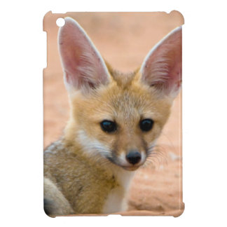 Cape Fox (Vulpes Chama) Pup Peers Inquisitively iPad Mini Case