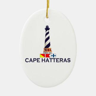 Cape Hatteras. Christmas Ornament