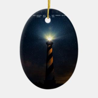 Cape Hatteras. Ornament