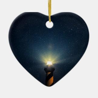 Cape Hatteras Light. Christmas Ornaments