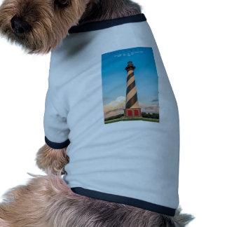 Cape Hatteras Light. Dog Clothing