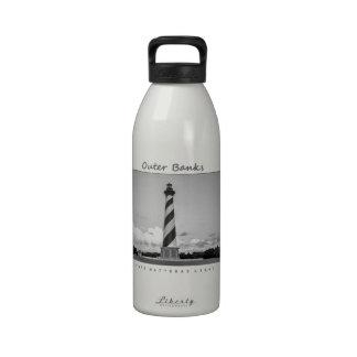 Cape Hatteras Light. Drinking Bottle