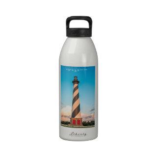 Cape Hatteras Light. Reusable Water Bottle