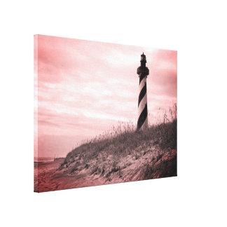 Cape Hatteras Lighthouse Canvas Print