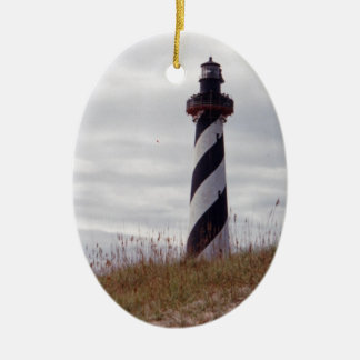 Cape Hatteras Lighthouse Christmas Ornament
