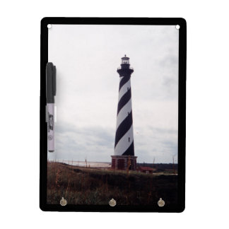 Cape Hatteras Lighthouse Dry Erase Whiteboards