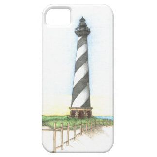 Cape Hatteras Lighthouse iPhone 5 5S Case
