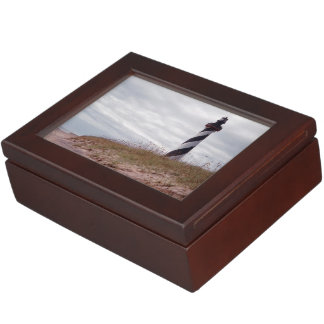 Cape Hatteras Lighthouse Keepsake Box