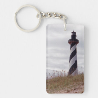 Cape Hatteras Lighthouse Key Ring