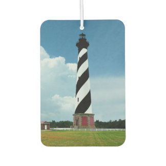Cape Hatteras Lighthouse Outer Banks NC Car Air Freshener
