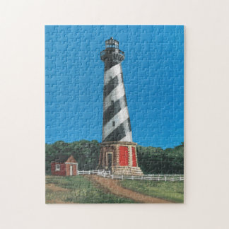 Cape Hatteras Lighthouse Puzzle