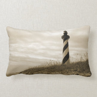 Cape Hatteras Lighthouse Throw Cushions