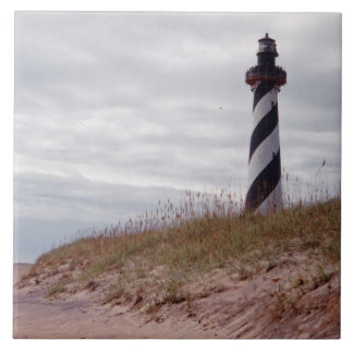 Cape Hatteras Lighthouse Tile