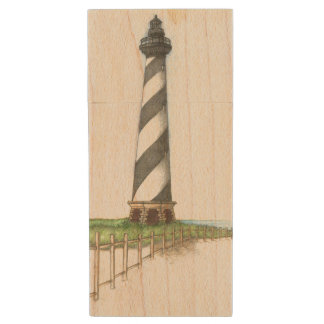 Cape Hatteras Lighthouse USB Flash Drive