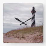 Cape Hatteras Lighthouse Wall Clocks