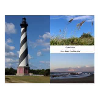 Cape Hatteras North Carolina Postcard