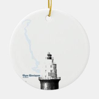 Cape Henlopen. Christmas Ornament