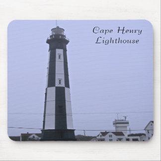 Cape Henry Lighthouse Mousepad