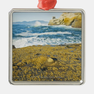 Cape Kiwanda And The Pacific Ocean Christmas Ornament