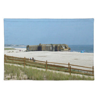 Cape May Bunker Placemat