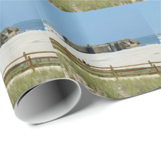 Cape May Bunker Wrapping Paper