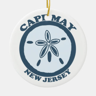 Cape May. Christmas Ornament