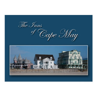 Cape May Inns Postcard