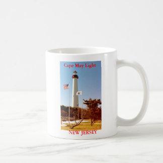 Cape May Light, New Jersey Mug