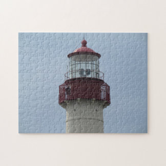 Cape May Lighthouse Jigsaw Puzzle
