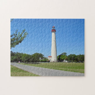 Cape May Lighthouse Jigsaw Puzzles