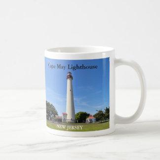 Cape May Lighthouse, New Jersey Mug