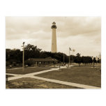 Cape May Lighthouse Post Card