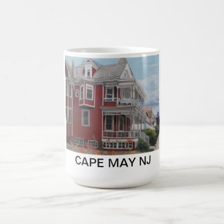 Cape May, New Jersey Coffee Mug