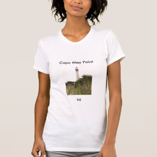 Cape May Point Lighthouse T-Shirt